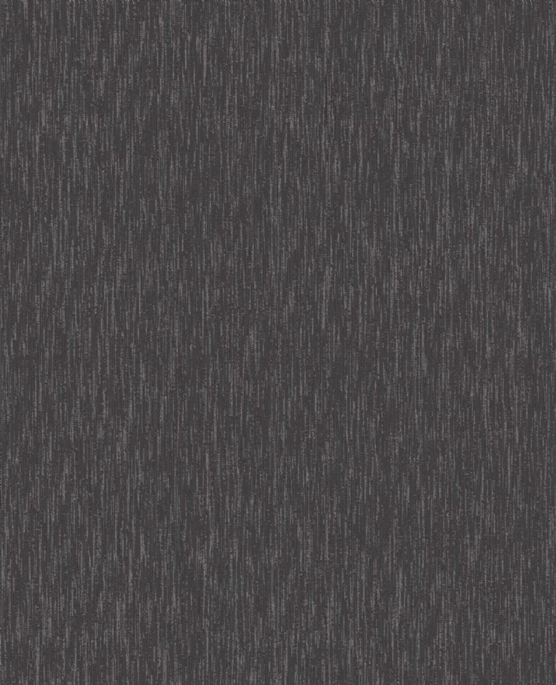 Fine Decor GlitterTex Black Plain FD40959 Wallpaper